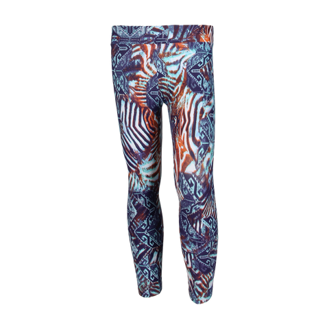 MiniMe Patterned Yoga Legging Guadalajara (Final Sale)
