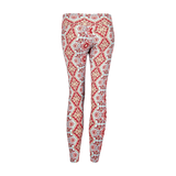 Patterned Yoga Legging Italy (Final Sale)