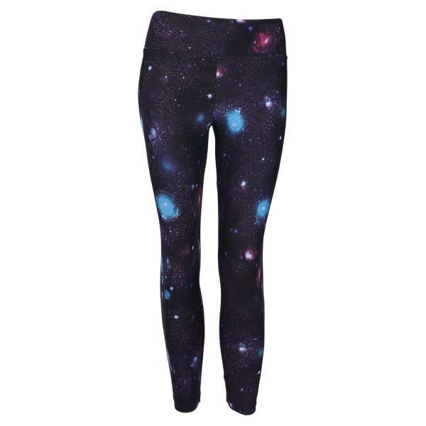 Patterned Yoga Legging Galaxy (Final Sale)