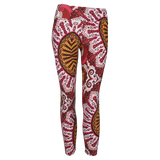 Patterned Yoga Legging Pure Love (Final Sale)
