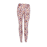 Extra Long Yoga Patterned Legging Liberty (Final Sale)