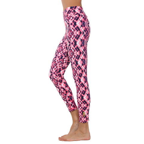 Patterned Yoga Legging Esthesia (Final Sale)
