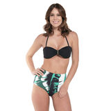 Green Leaves Bikini (Final Sale)