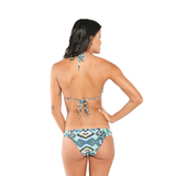 Ocean Waves String Bikini (Final Sale)