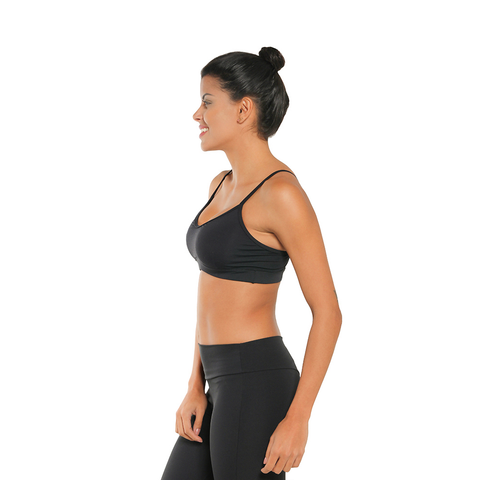 Movement Bra Black