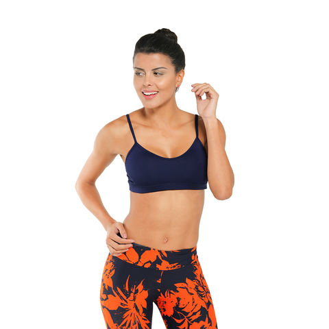 Movement Yoga Bra Navy (Final Sale)
