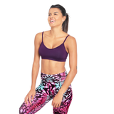 Movement Yoga Bra Dark Purple (Final Sale)