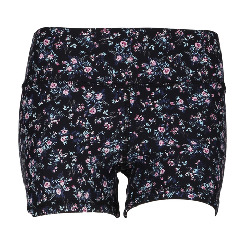 Bad Ass Yoga Shorts Miss Daisy (Final Sale)
