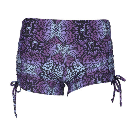 Shine Shorts Spread Your Wings Lavender (Final Sale)