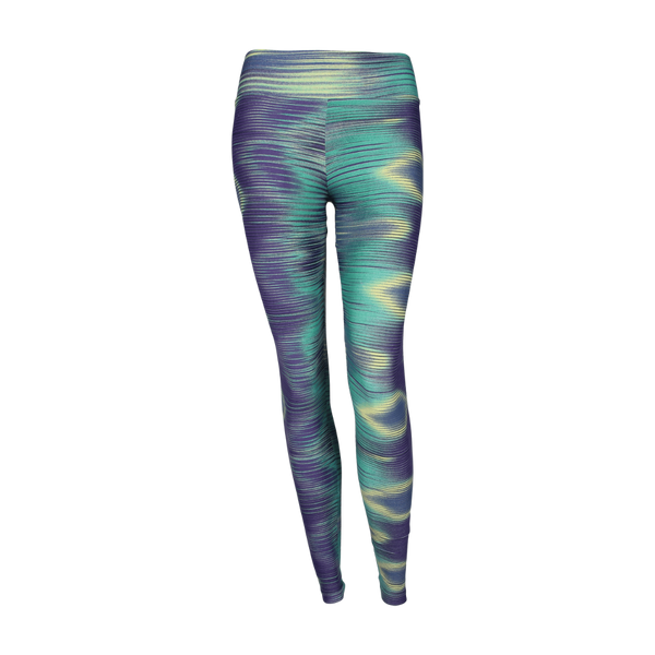 Extra Long Patterned Legging Eye of the Tiger (Final Sale)