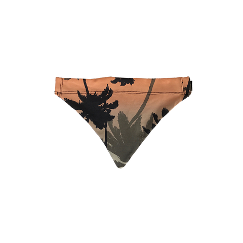 Pet Bandana Tropical Sunset