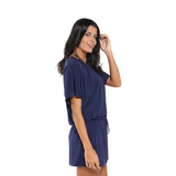 Get Up & Go Cover Up Navy (Final Sale)