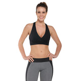 Heart and Soul Sports Bra Black (Final Sale)