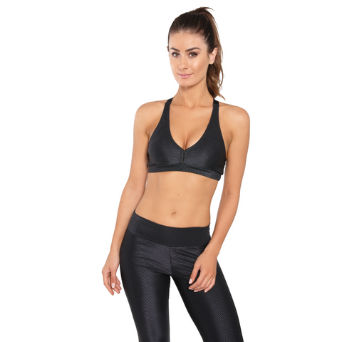 Sleek Addiction Bra Dark Matter