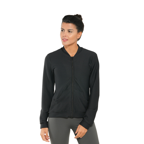 Revitalize It Jacket Black
