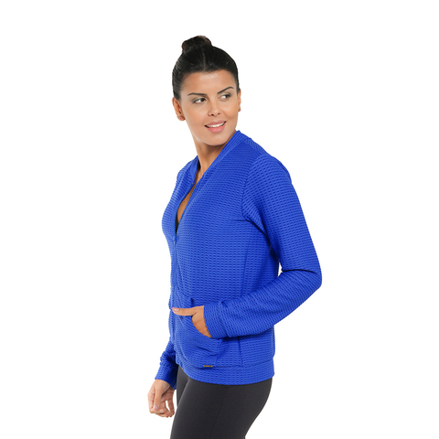 Revitalize It Jacket Royal Blue