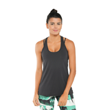 Dry Fit Basic Tank Black
