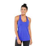 Dry Fit Basic Tank Royal Blue