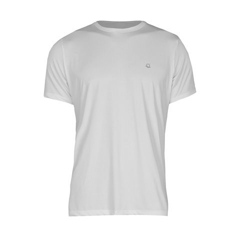Men's Dry Workout Shirt White (Final Sale)