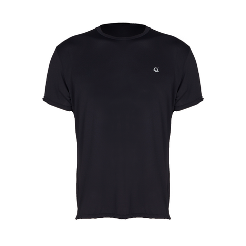 Weightless Men's Workout Shirt Black (Final Sale)