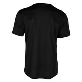 Sapphire Men's Workout Shirt Black (Final Sale)