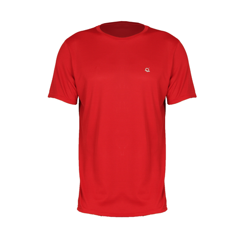 Sapphire Men's Workout Shirt Red (Final Sale)