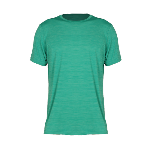 Get Up and Go Tee Green (Final Sale)