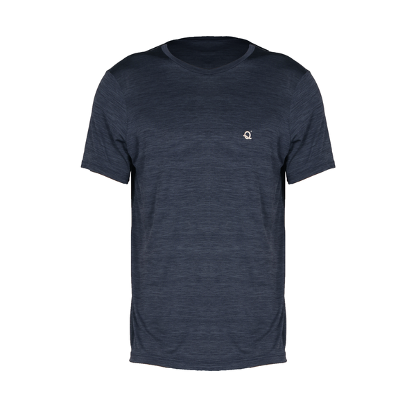 Get Up and Go Tee Navy (Final Sale)