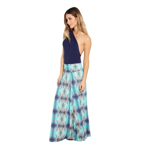 Maxi Skirt Cherry Blossom
