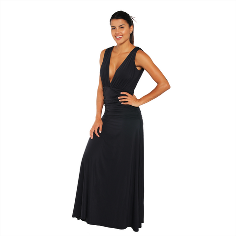 Maxi Dress Aphrodite Black
