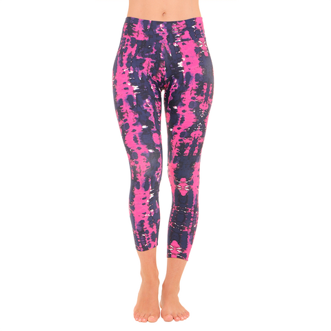 Patterned Yoga Legging My Romance