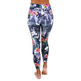 Patterned Yoga Legging Urbanholic