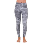 Patterned Yoga Legging Levity