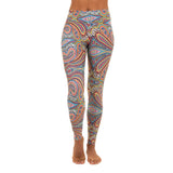Patterned Yoga Legging Bliss
