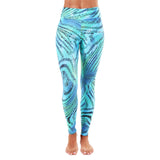 Patterned Yoga Legging Amazon