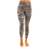 Patterned Yoga Legging Passion Power