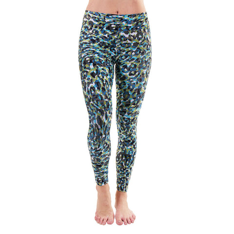 Patterned Yoga Legging Camouflage (Final Sale)