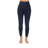 Solid Yoga Legging Black