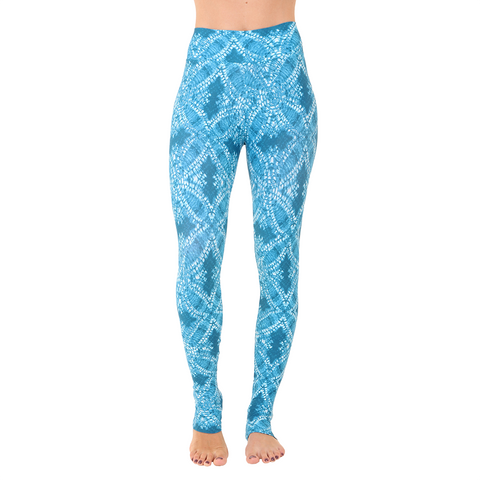 Extra Long Patterned Legging Starfish