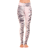 Extra Long Patterned Legging Himalaya