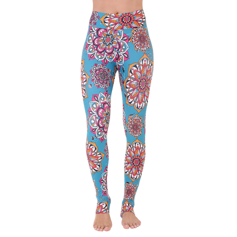 Extra Long Patterned Legging Dalyan