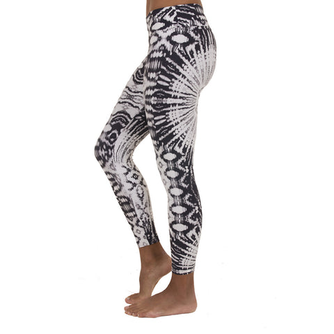 Patterned Yoga Legging London