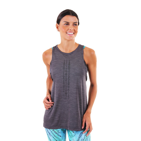 Tattoo Muscle Tank III Grey (Final Sale)