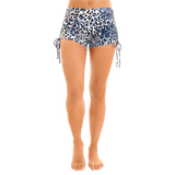Shine Shorts Blue Wild