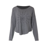 Tattoo Long Sleeve Grey