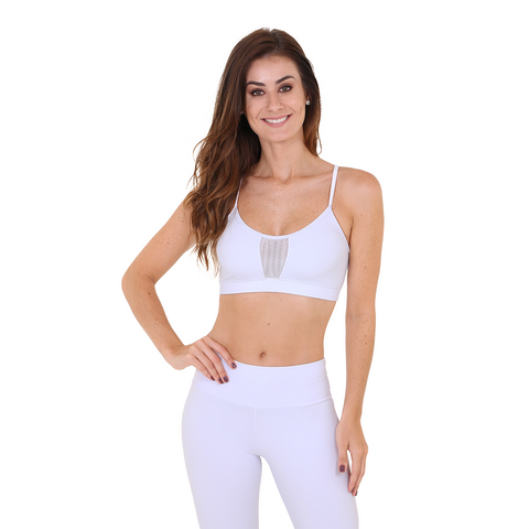 Ella Bra White (Final Sale)