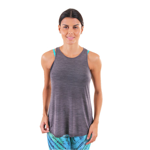 Believe Tank Grey (Final Sale)