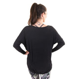 Jade Long Sleeve Dark Grey