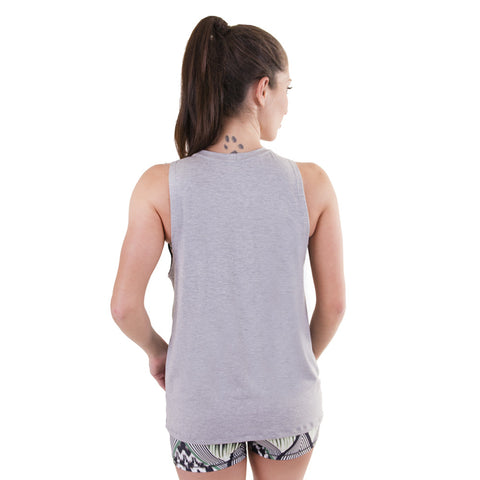 Wild Child Muscle Tank III Light Grey (Final Sale)