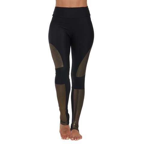 Gold Rush Legging